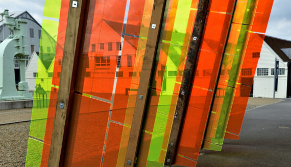 Jyll Bradley, Dutch/Light (for Agneta Block), Chatham Dockyard. Photo: Jyll Bradley