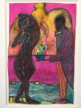 Chris Ofili: Poolside Magic. Victoria Miro Venice