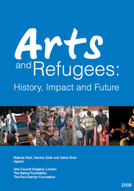Art and refugees