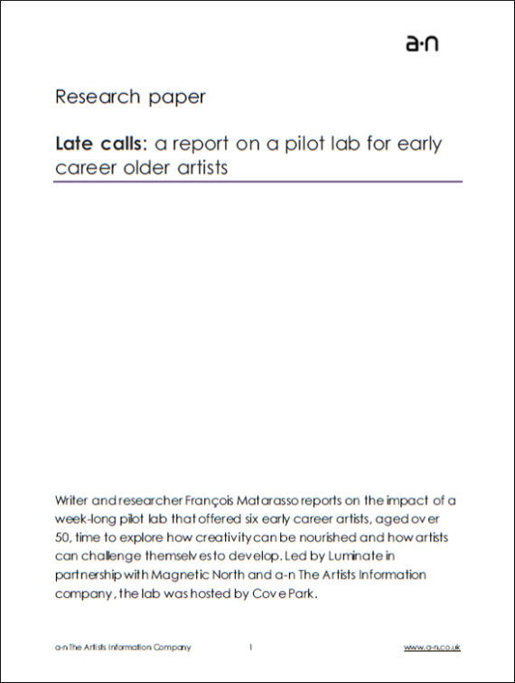 Research papers: Late calls