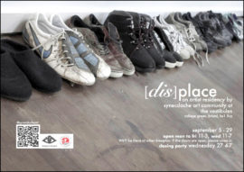 displace, poster