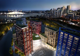 London City Island by EcoWorld Ballymore. Courtesy: The Communication Group