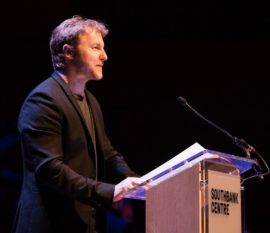 Samuel West, Chair of National Campaign for the Arts. Courtesy: National Campaign for the Arts