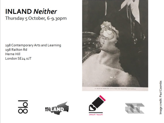 INLAND Neither, flyer