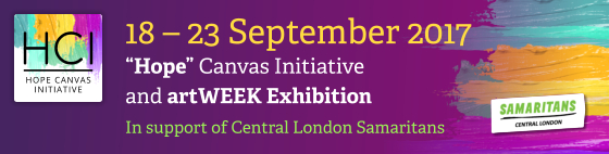 artWEEK Exhibition Logo