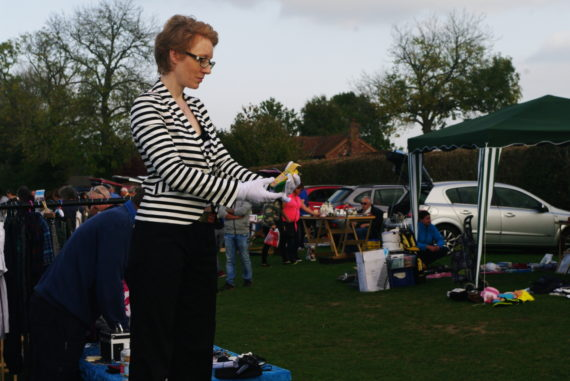 171015 Madley Car Boot