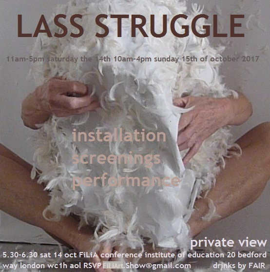 Lass Struggle Poster proofread