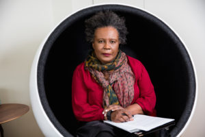 Claudia Rankine, 2016 MacArthur Fellow, New York, New York, September 7, 2016. Photo: John D. & Catherine T. MacArthur Foundation, licensed under a Creative Commons license: CC-BY