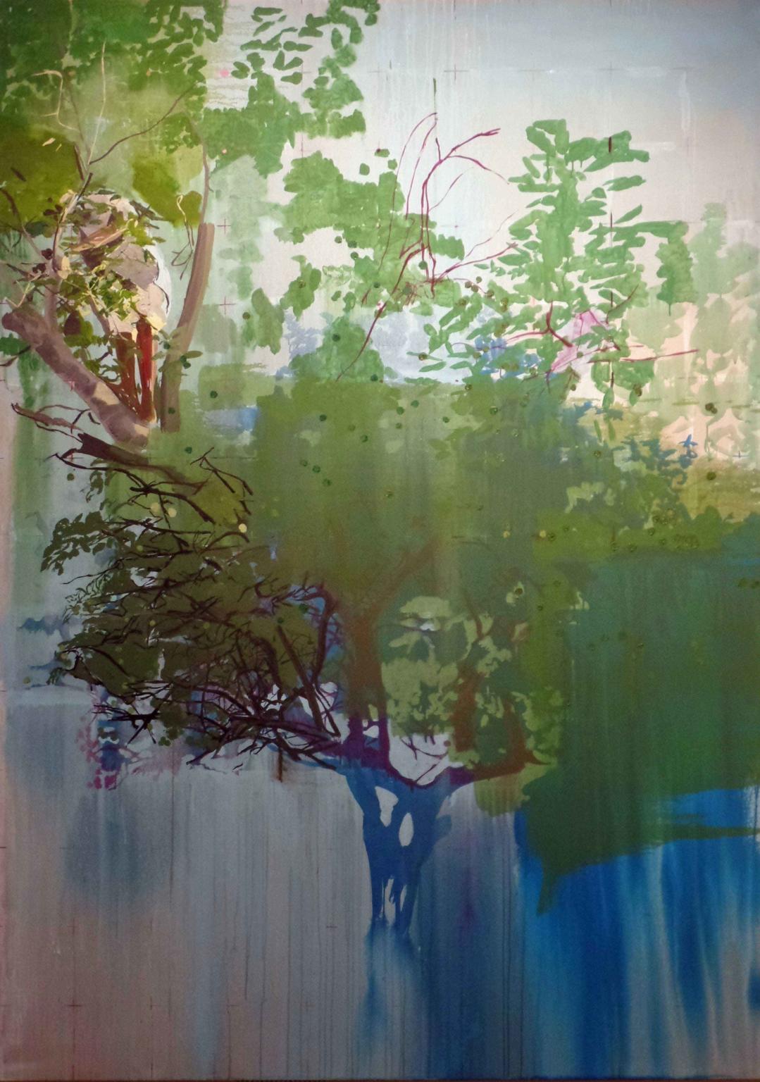 Hurvin Anderson, 2017 (Turner Prize Exhibition)