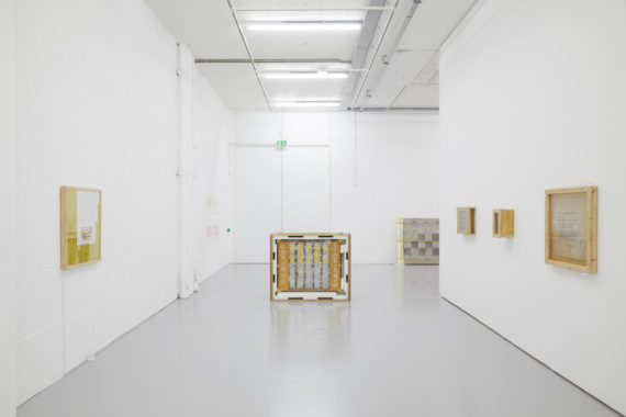 Kim Yong-Ik, 'I Believe My Works Are Still Valid', Installation view, I Believe My Works Are Still Valid, Spike Island (2017). Courtesy: the artist and Kukje Gallery. Photo: Stuart Whipps