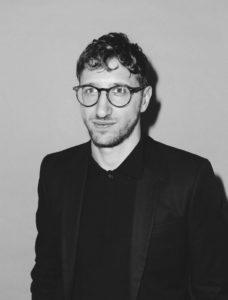 Lawrence Abu Hamdan. Photo: Eric T. White, www.erictwhite.com; Courtesy: Film London Jarman Award 2017