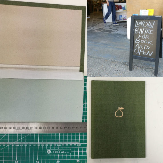 Casing-in and the finished book