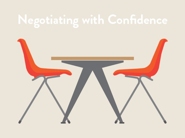 Negotiating with confidence