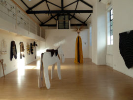 The Night Horse Installation shot 2 jpg