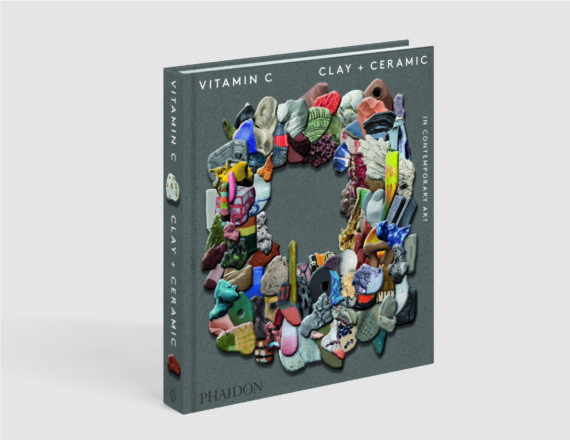 Vitamin C: Clay and Ceramic in Contemporary Art, 3D Bookshot. Courtesy: Phaidon
