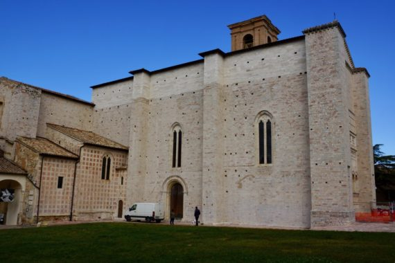 Basilica of San Francesco al Prato.