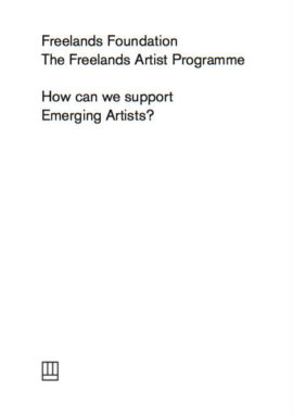 How can we support Emerging Artists
