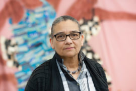 Lubaina Himid. Photo: Edmund Blok for Modern Art Oxford