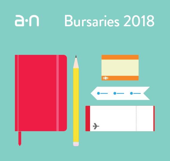 a-n Bursaries 2018