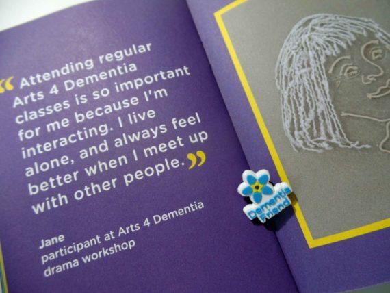 Dementia Friends booklet