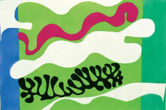 Henri Matisse, cutouts