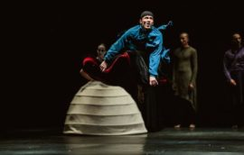 An international performance by Akram Khan Company. Photo: British Council Russia on Visualhunt.com / CC BY-NC-SA