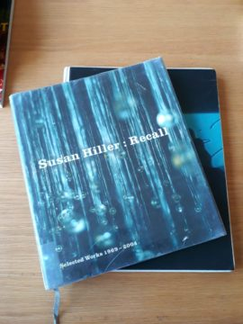 Readings & Research - Susan Hiller and Deconstruction