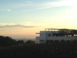 The Getty Centre, Los Angeles