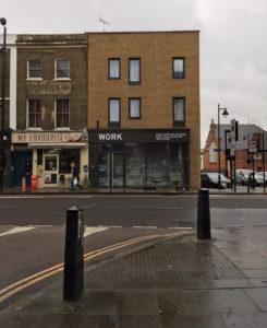 Work, Black Dog Publishing's bookshop at 308 Essex Road, London N1 3AX. Photo: a-n News