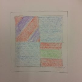 Sketch for flag design #1