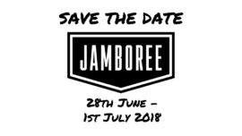 Jamboree - SAVE THE DATE 28th June - 1st July