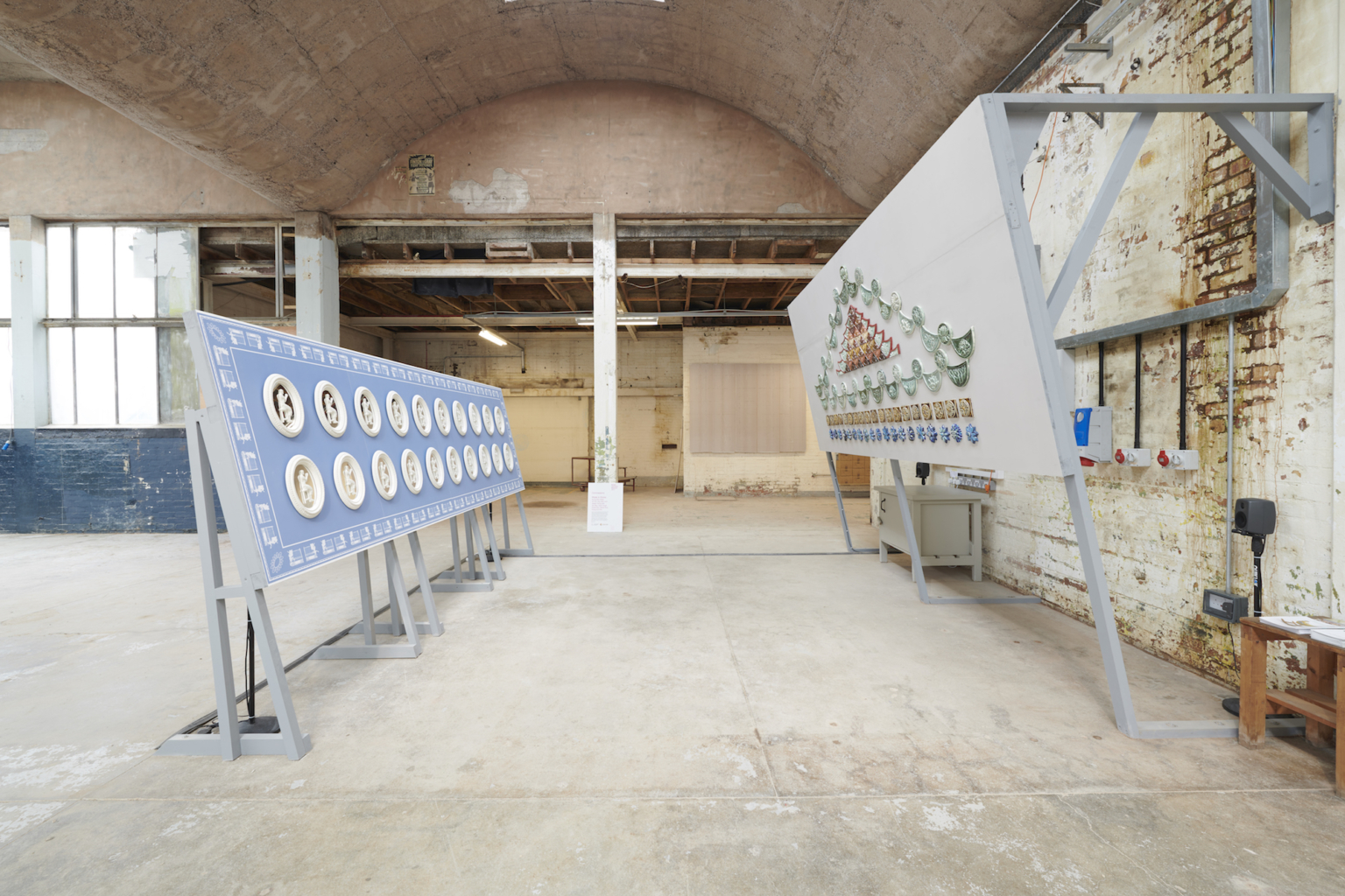 Made in Korea, British Ceramics Biennial, Spode Works, Photographer ©Sylvain Deleu