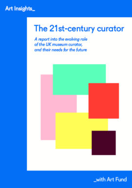 The 21st-century curator