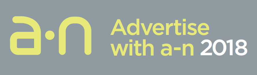 Advertise with a-n 2018