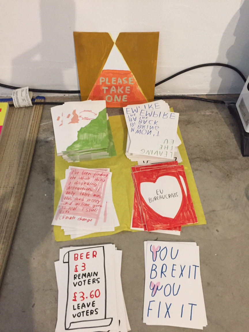 Organise With Others event organised by Keep It Complex, Enclave, London, Saturday 13 January 2018. Photo: Julie McCalden