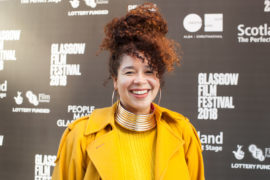 Alberta Whittle. Courtesy: Glasgow Film Festival