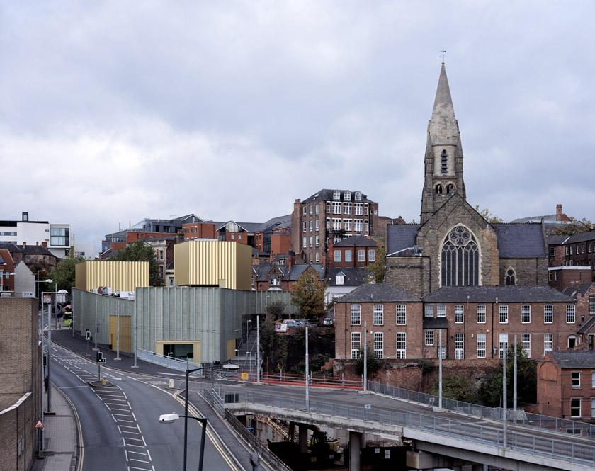 Nottingham Contemporary Photo: Caruso St John