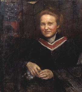 Annie Louisa Swynnerton, Dame Millicent Fawcett, C.B.E., LL.D. Exhibited 1930