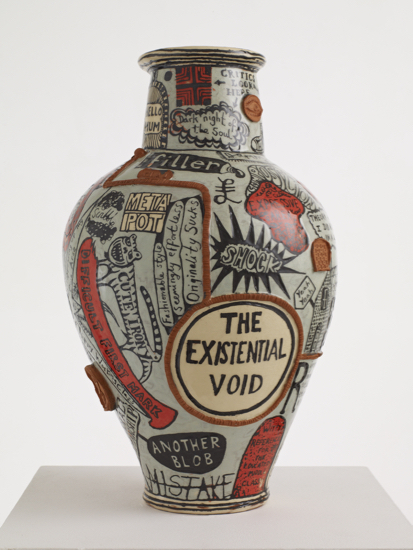 Grayson Perry, The Existential Void - 2012