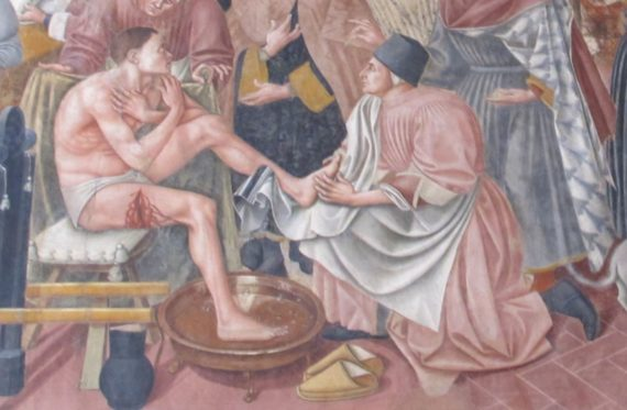 Care for the Sick Santa Maria Della Scala 1440