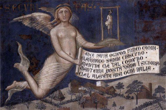 Ambroglo Lorenzetti SECURITAS