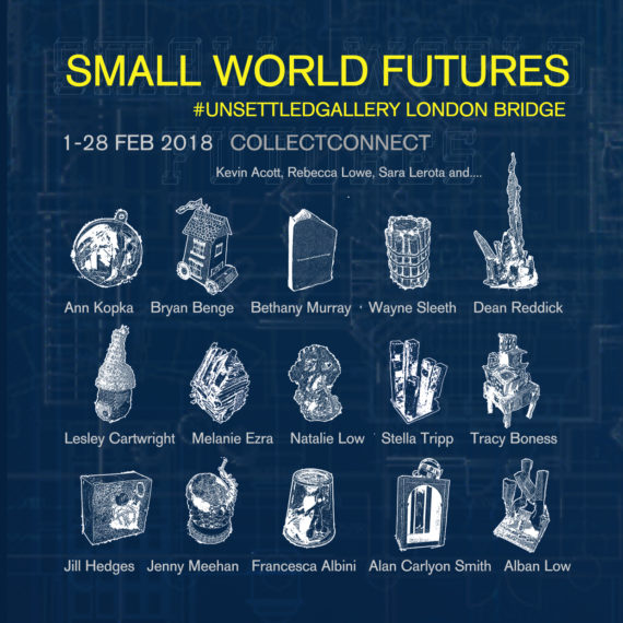 Small World Futures, poster