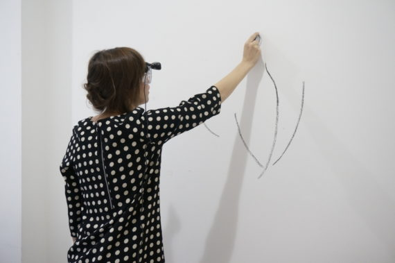 Anna Ridler, Drawing With Sound.