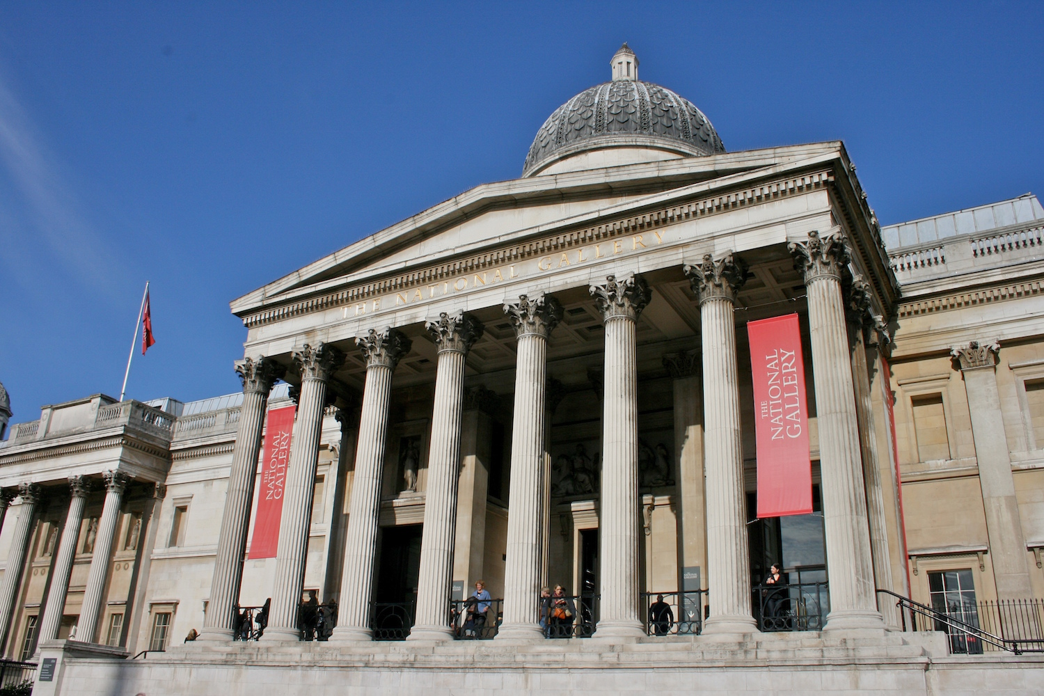 The National Gallery, London. Photo: Mike Peel
