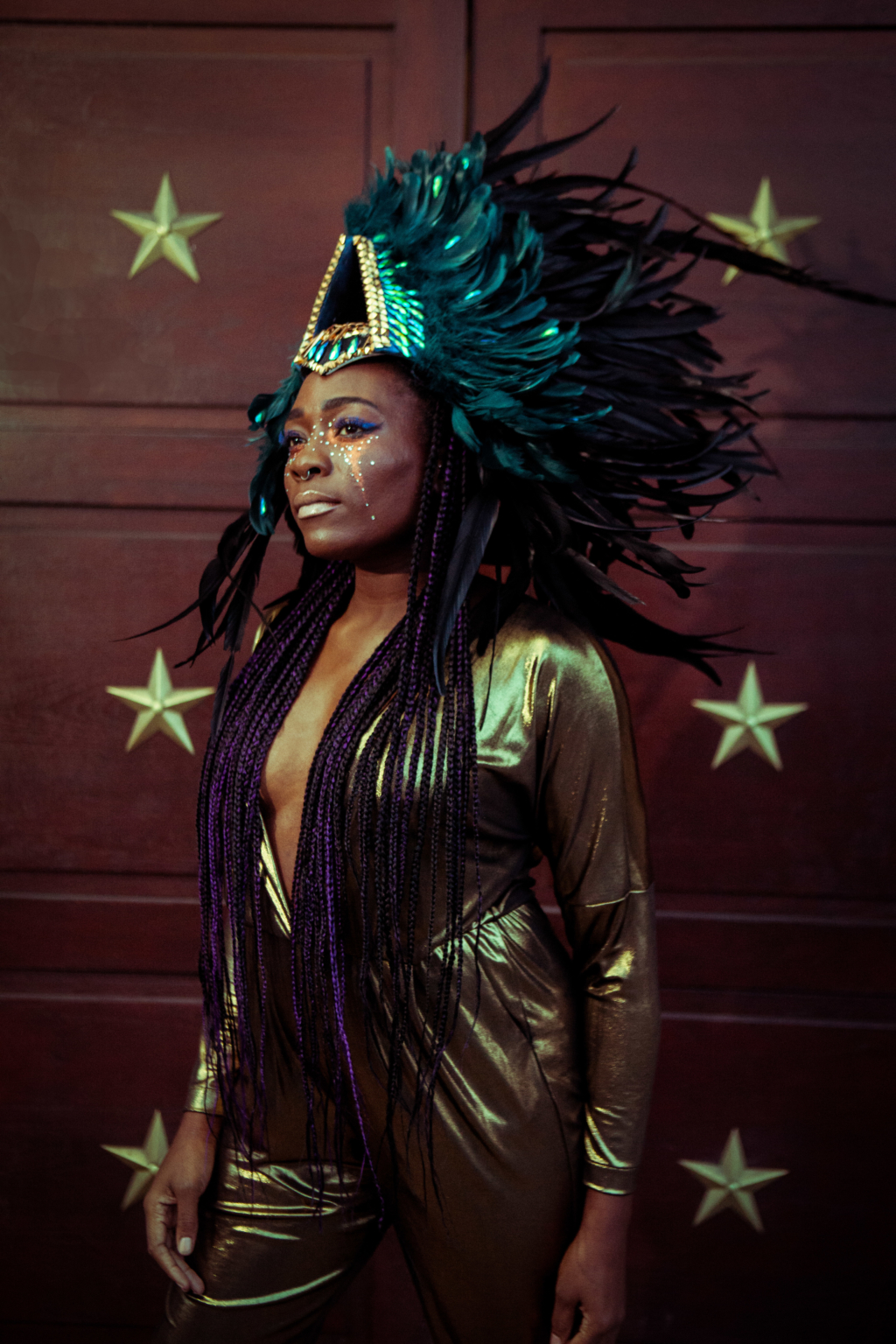 Rachael Young, NIGHTCLUBBING. Photo: Marcus Hessenberg; Stylist: Naomi Gray; Make-Up Artist: Umber Ghauri