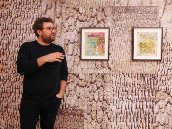 Joe Hill, director, Towner Art Gallery, and former director of Focal Point Gallery. Courtesy: Focal Point