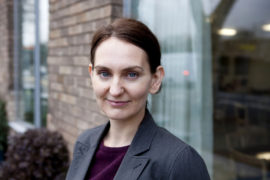 Helen Legg, New Director of Tate Liverpool. Photo: Yiannis Katsaris; Courtesy: Tate