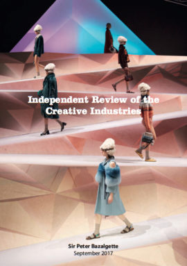 Independent Review of the Creative Industries