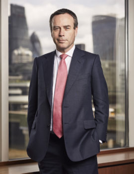 Lionel Barber appointed chair of Tate, March 2018. Courtesy: Tate
