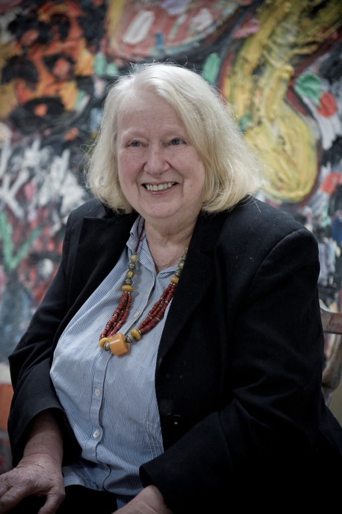 Moving Company Reviews >> Gillian Ayres (1930 - 2018) - a-n The Artists Information Company